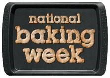 Image of National Baking week logo