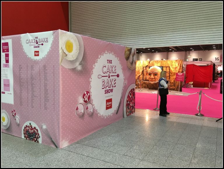 Image of the Cake and Bake Show