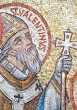 Photo of Saint Valentine