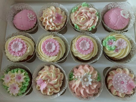 Click here to order flower cupcakes