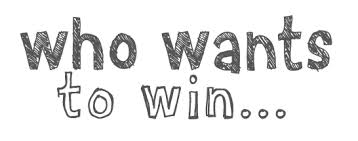 I want to win written in pencil