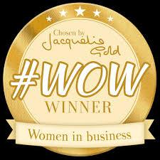 Logo for wow winner
