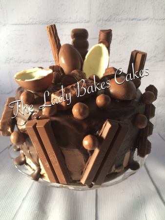 Click here to order the chocolate indulgence cake