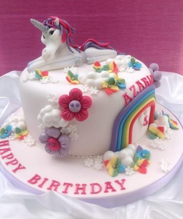 Novelty CakeUnicorn Anita B Cakes