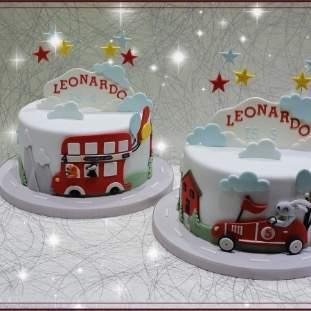 Novelty Cake-giraffe