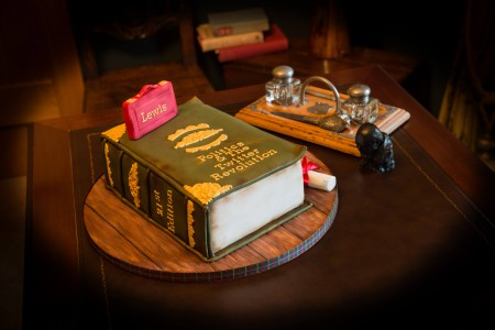 Bespoke Antique Book