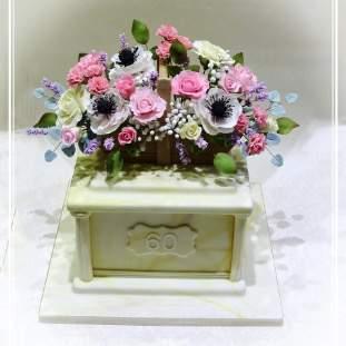 Anniversary Fruit  Cake