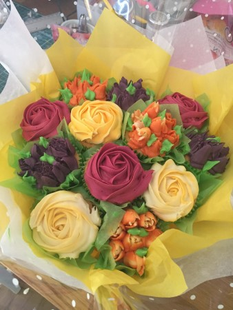 Cupcake Bouquet Vegan