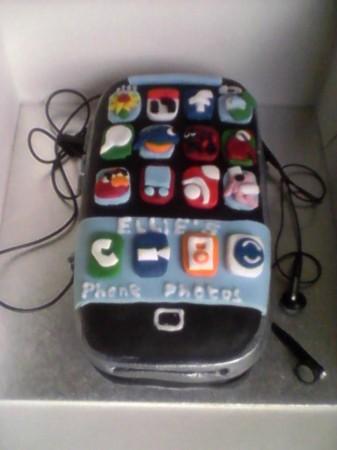 Birthday /Phone Cake