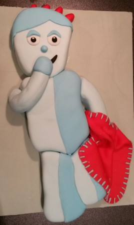 Iggle Piggle (Chocolate)