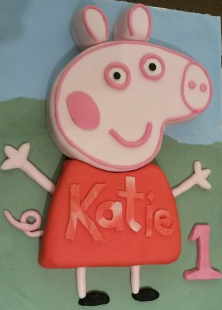 Peppa Pig (chocolate)