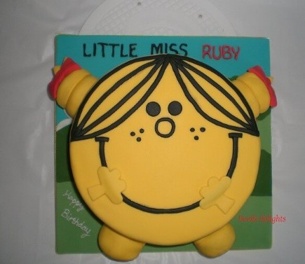 Little miss happy