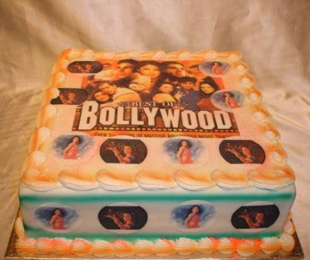 Birthday Cake - Bollywood