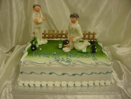 Birthday Cake - Bowlers