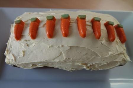 2 lb Carrot Cake