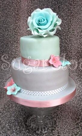 Celebration Cake- 2 Tier