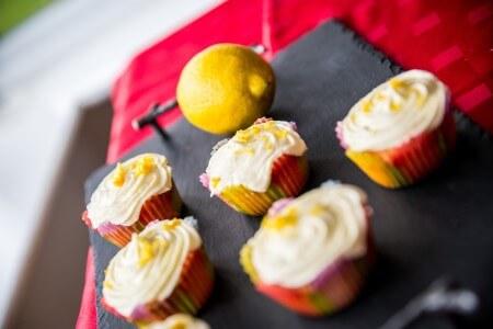 Lemon Cupcakes - GLUTEN FREE