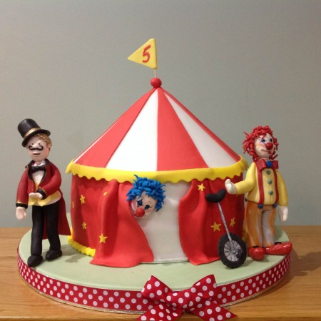 Bespoke Circus Cake