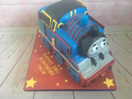 3D Thomas the Tank Engine