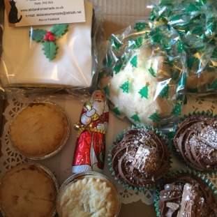 Christmas Hamper Box