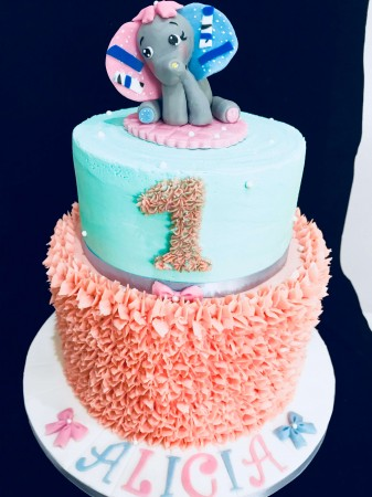 Baby Shower - 2 Tier