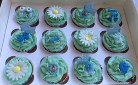 Baby Boy/Girl Cupcakes