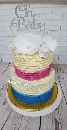 Baby Shower Cake Oh Baby
