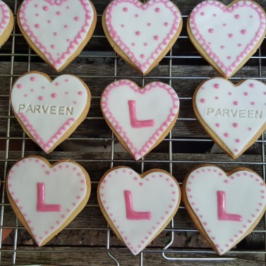 Hen-do Cookies