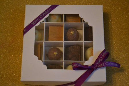 truffle and fudge box