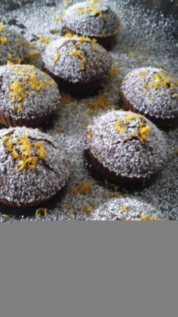 Chocolate Orange Buns