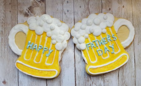 Father's Day / Birthday cookies