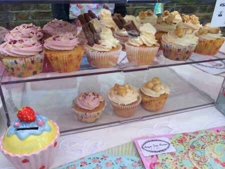 Gluten free Cupcakes choice of flavours