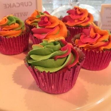 3 Swirl Cupcakes