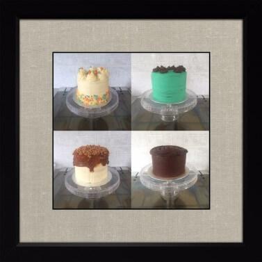 3 Layer Cake buttercream