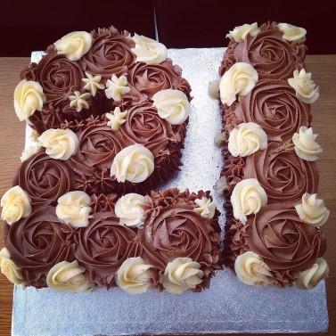 21St Number Cake