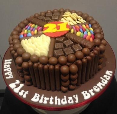 Chocolate Mix up Cake