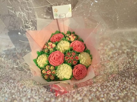 Medium Cupcake Bouquet (12 cupcakes)