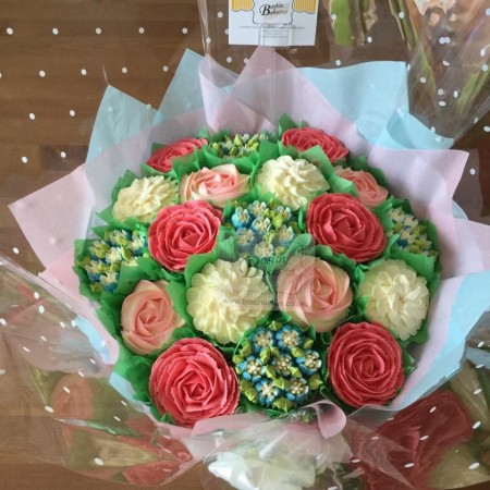 Large Cupcake Bouquet (19 cupcakes)