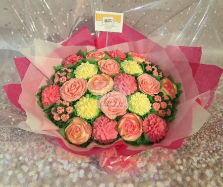 X Large Cupcake Bouquet (24 cupcakes)
