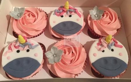 20 vanilla cupcakes- corporate order
