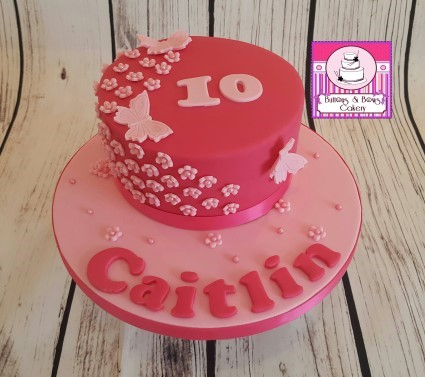 Girls/ladies Birthday Cake