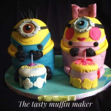 Childrens or adult as theme can change minion