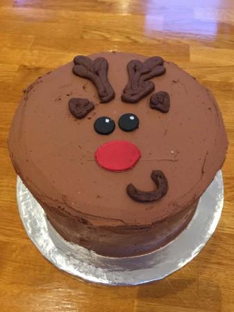 Cheery Rudolph