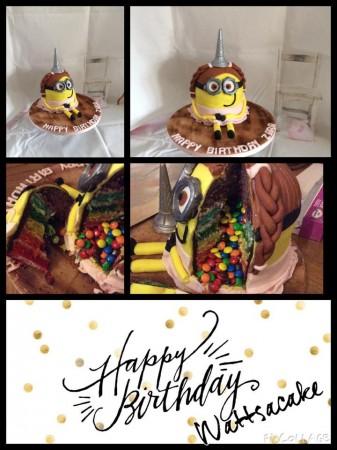 Birthday Minion