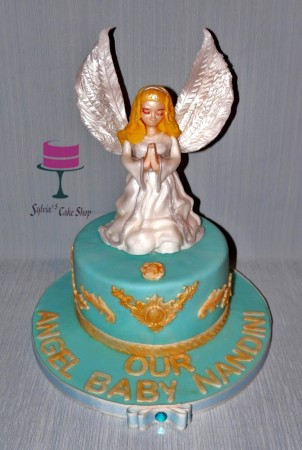 Bespoke Angel cake