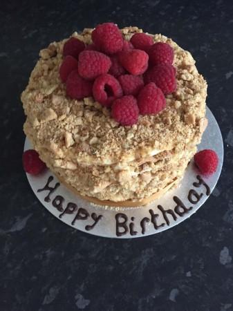 Bespoke Honey Cake