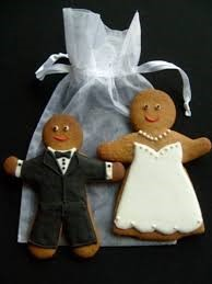 Bespoke Bride Gingerbread person