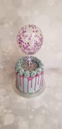 Balloon Cakes