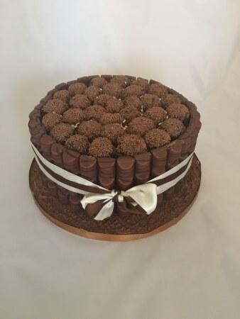 Chocolate beuno cake