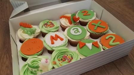 kids birthday cupcake variety box